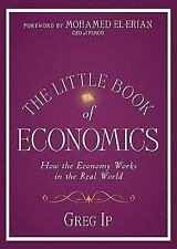 FREE SAME-DAY, 2-3 DAY SHIPPING —The Little Book of Economics