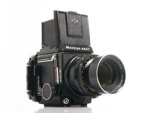 Mamiya RB67 Mittelformatkamera 6x7cm / Fast wie neu