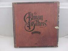 Dreams [Box] by The Allman Brothers Band (CD, Jun-1989, 4 Discs, Polydor)