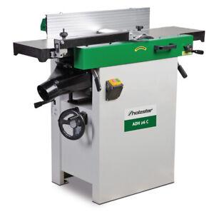 Holzstar Abricht-Dickenhobelmaschinen ADH 26C 400V 1120x275mm Abrichtisch