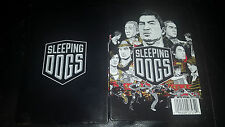 Sleeping Dogs Futureshop Exclusive Empty Case G1 Glossy Steelbook New,not Sealed