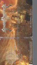 CD--SONATA ARCTICA--RECKONING NIGHT