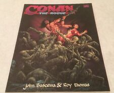 Conan The Rogue Marvel Graphic Novel Oop Extremely Rare! Excellent Condition