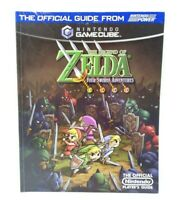 The Legend of Zelda Four Swords Adventures Official Nintendo Player's Guide