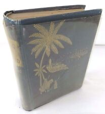 1884 BURIED CITIES RECOVERED Explorations Bible Lands, Frank DeHass ILLUSTRATED
