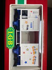 Lgb Circus Sensation Passenger Train Car 3036 G Scale Mib