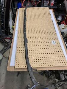 99-04 ACURA RL REAR Bumper Bar Support OEM 00 01 02 03 5d