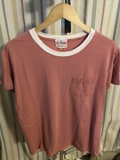 LVC Levis Vintage Clothing Pocket T-shirt Size XL