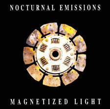 Nocturnal Emissions ‎– Magnetized Light, CD