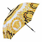 Versace Crete de Fleur Medusa Barocco Umbrella