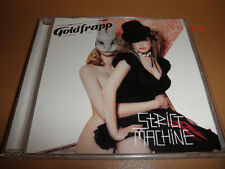 GOLDFRAPP single STRICT MACHINE 9 track CD hairy trees live white soft rope