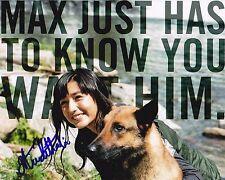 Actress Movie MAX Mia Xitlali Signed Photo 8x10 COA 5