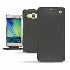 Noreve Tradition Leather Flip Case Cover for Samsung Galaxy A5 - Black
