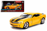 TRANSFORMERS BUMBLE BEE 2006 Chevy Camaro 1:24 Jada Toys Hollywood 8 inch 98382