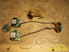"LOT OF 2 DELL K261D STUDIO XPS 1340 eSATA BOARD/PANELS W/CABLE 5.25"" CN-0K261D"