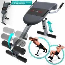 Équipements bancs pour les exercices abdominaux