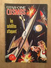 Star Ciné Cosmos numéro 70 - Les satellites attaquent - BE
