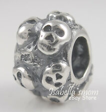 SKULLS & GHOULS Authentic 925 Sterling Silver HALLOWEEN Bead/European Charm NEW