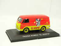 Ixo Presse 1/43 - Fadisa Alfa Romeo El Serpis