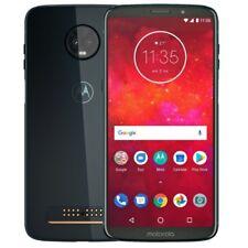 Motorola Moto Z3 Play XT1929-6 64GB DS LTE Factory Unlocked (Indigo)