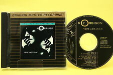 "Roy Orbison ""Mystery Girl"" 24K Gold, Original Master Rec., MFSL, CD wie NEU!"