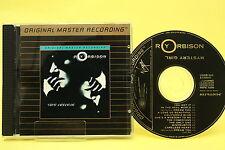 "Roy Orbison ""Mystery Girl"" 24K Gold, Original Master Rec., MFSL, CD wie NEU!"
