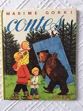 CONTES, Maxime Gorki, Zuca, 1974
