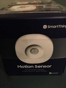 Samsung SmartThings Motion and Temperature  Sensor - White