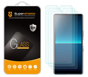 3X Supershieldz Tempered Glass Screen Protector for Sony Xperia L5/ Xperia Ace 2