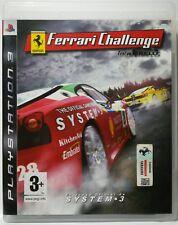 Ferrari Challenge. Trofeo Pirelli. Ps3. Fisico. Pal Es