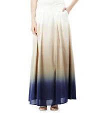 BRAND NEW REISS NAVEEN PRINTED MAXI SKIRT IN STONE SIZE 8 COST £139