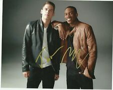 """MKTO TONY OLLER/MALCOLM KELLY""""CLASSIC"""" Dual Signed 8x10"""