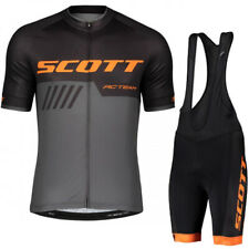 Men's Cycling Jersey Clothing Bicycle Sportswear Short Sleeve Mtb Bike Top Shirt