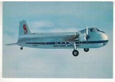 CARTE POSTALE//G-BISU BRISTOL170 FREIGHTER MK31M-AVIATION