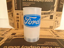 Super Mug USA Ford Automotive Emblem 12 Oz Plastic Mug