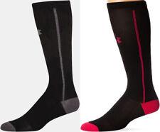 NWT Under Armour HeatGear Compression Run Socks OTC Men Women