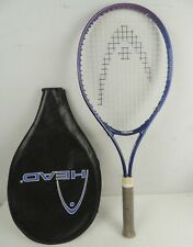 """New listing HEAD Vector 660 Tennis Racquet 4 3/8"""", Purple with Cover"""