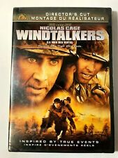 Windtalkers Director's Cut New Sealed DVD Movie Reg 1 Nicolas Cage 2006 Sony