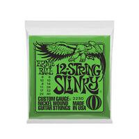 Ernie Ball Slinky 12-String Nickel Wound Electric Guitar Strings - 8-40 Gauge