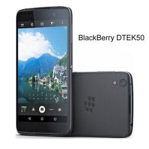 "BlackBerry DTEK50 Octa-core 3G & 4G LTE Smartphone 13MP 5.2"" 16GB ROM 3GB RAM"