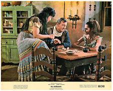 El Dorado original 8x10 US lobby card John Wayne 1966