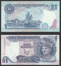 Malaysia RM1 6th Series Jaffar Hussein (1986-1995) (UNC)