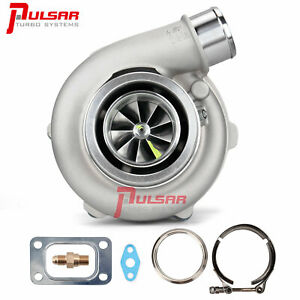 Pulsar GTX3076R GEN II Ceramic Dual Ball Bearing Turbo Billet Compressor T3 0.82