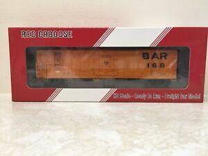 Red Caboose 57' Mechanical Reefer (Bar)