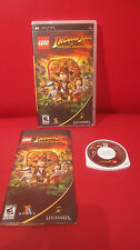 LEGO Indiana Jones: The Original Adventures (Sony PSP, 2008) Complete
