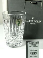 Waterford Crystal MAEVE / TRAMORE 5 oz. Tumblers, Set of 4, IRELAND, New in Box