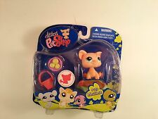 Littlest Pet Shop Messiest Pink Pig 998 New in Package 4+ Hasbro