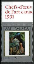 CANADA - 1991 - Capolavori dell'arte canadese (IV) -