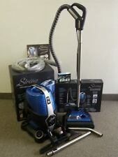 NEW SIRENA VACUUM & AIR CLEANER 2-SPEED+ Rainbow fragrance pk, 10yr motor wrnty