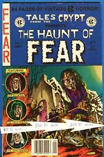 TALES From The CRYPT The HAUNT Of FEAR Number 1 EC Comics Sept 1991 Very COOL
